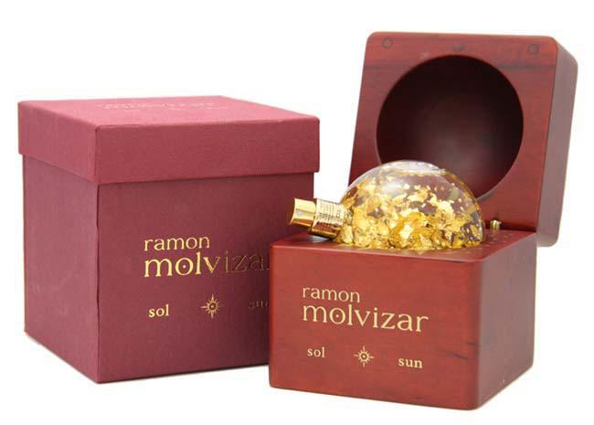 Ramon Molvizar Sol Sun 30ml (tester) парфюмированная вода (оригинал)