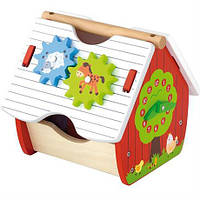 """Игрушка Viga Toys """"Веселая ферма"""" (50533)"""