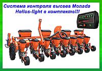 Сеялки УПС-8-02, Весна 8 аналог Веста 8, Vesta 8 + СКВ Монада Helios light, фото 1