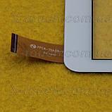 Тачскрин, сенсор FPCA-70A28-V01 Белый для планшета, фото 2