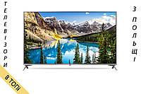 Телевизор LG 43UJ6517 Smart TV 4K/Ultra HD 1900Hz T2 S2 + пульт Magic AN-MR650A из Польши