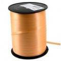 0,5 см (300 м) Лента для шаров персиковая полипропиленовая