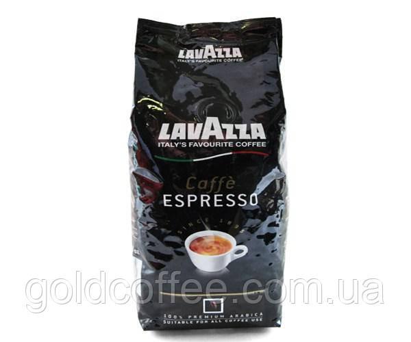 Зернова кава Lavazza Espresso Caffe 500г.