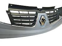 Решетка радиатора в сборе на Рено Трафик 06-> — Renault (оригинал) - 7701477202
