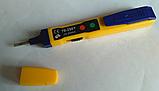 Индикатор скрытой проводки поиск  отвертка, фото 5