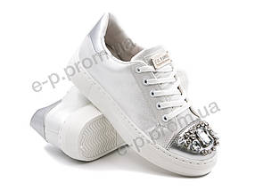 Кроссовки женские Violeta (9-728 white)   8 пар (Код 114116) 6d24166d9a4