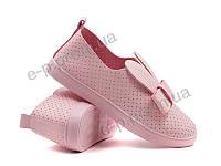 Слипоны женские Violeta (80-15 pink) | 8 пар (Код 111877)