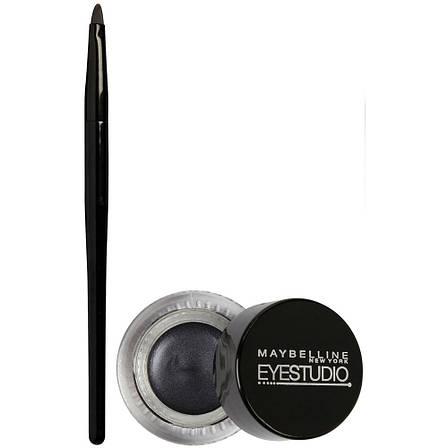 Подводка для глаз Maybelline Lasting Drama Gel Eyeliner 950 Blackest Black, фото 2