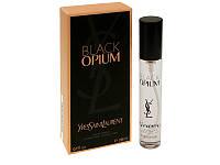 Женский мини-парфюм Yves Saint Laurent Black Opium 20 мл, фото 1