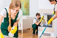 Уборка домов и коттеджей под ключ