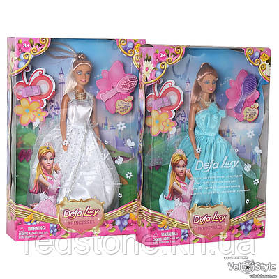 Кукла DEFA с аксессуарами 8063 (2 вида)