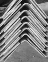 Металлический уголок  оцинкованная, от 20х20мм до 1250*1250мм, от 0.1м до 2.5м