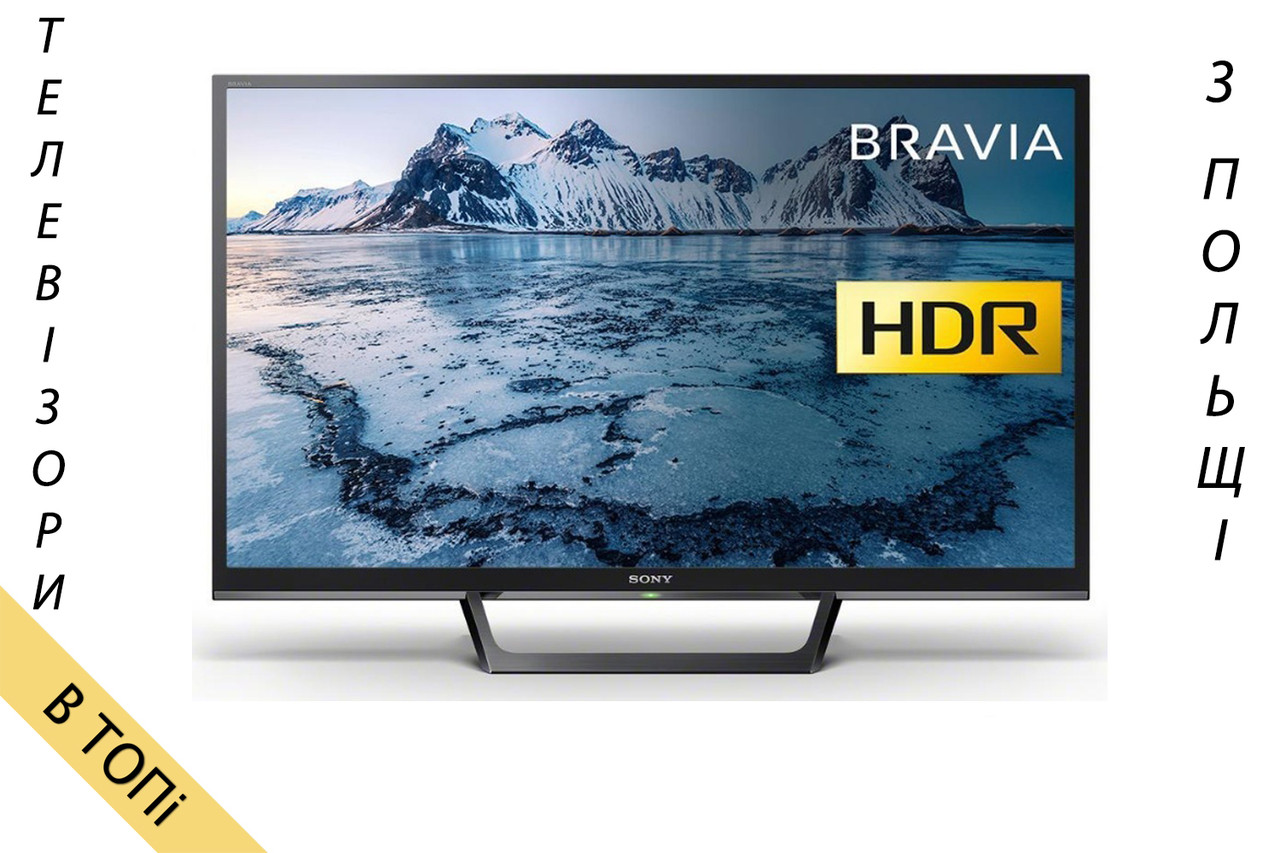 Телевизор SONY_KDL-32WE610 Smart TV 400Hz из Польши 2018 год