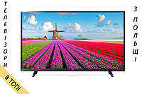 Телевизор LG 49UJ620V Smart TV 4K/Ultra HD 1500Hz T2 S2 из Польши