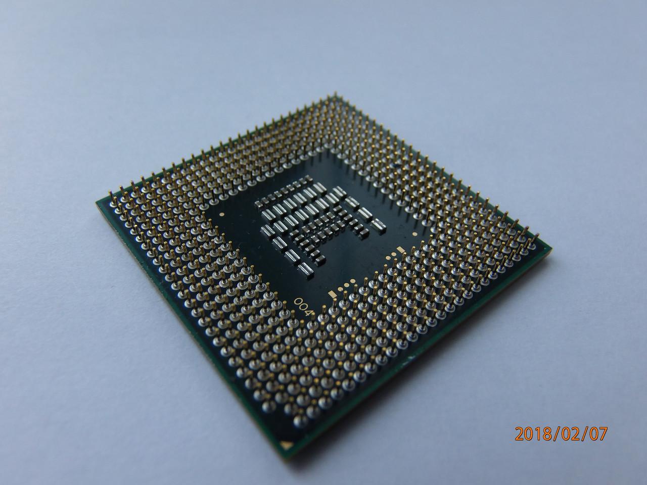 Процессор Intel® Core™2 Duo T6570 2 МБ кэш-памяти, тактовая частота 2,10 ГГц, частота системной шины 800 МГц