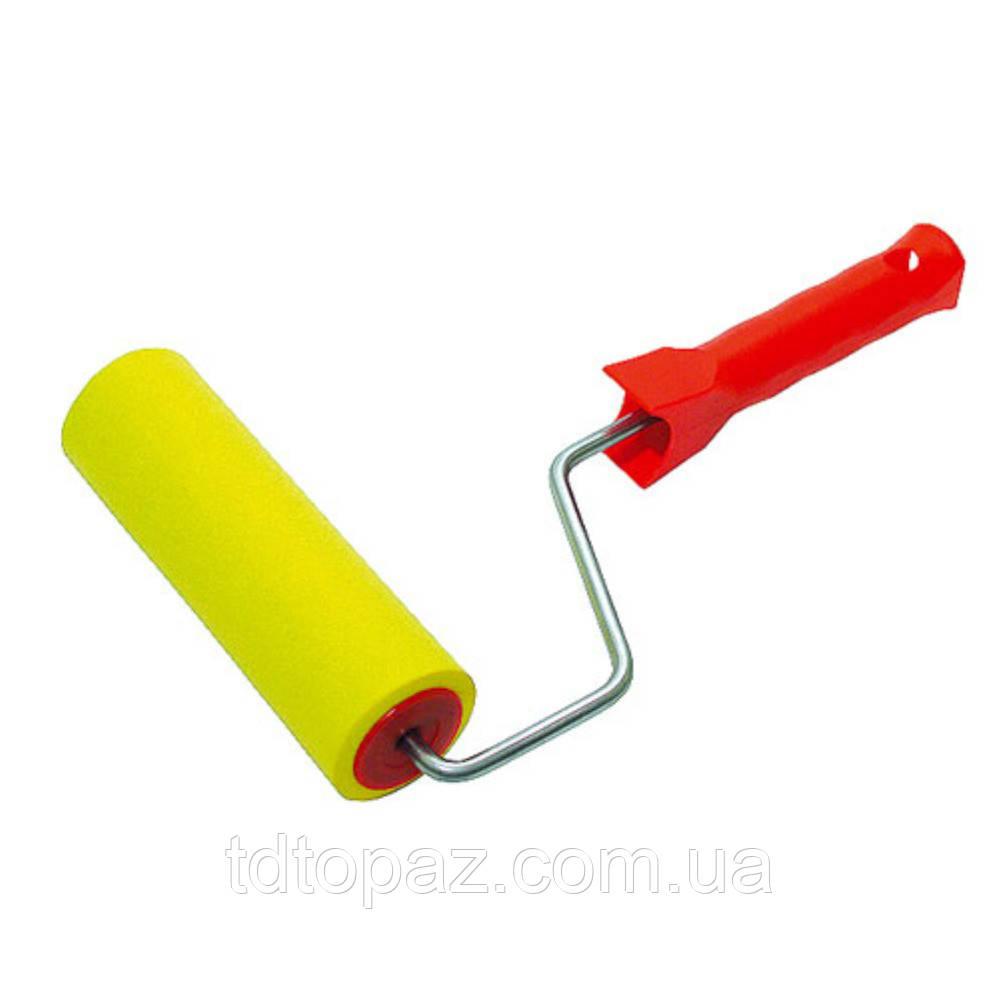 Валик притискний для шпалер 150мм + ручка