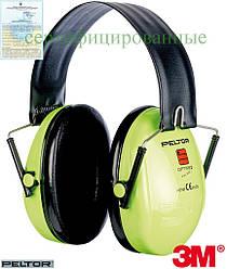 Протишумові навушники на каску Peltor™ OPTIME™ 3M-OPTIME1-S F