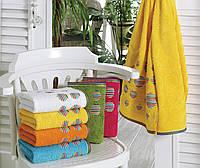 Банное полотенце RAINBOW WHITE