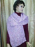 Dorota  шарф Kamea,полушерстяной, цвет розовый