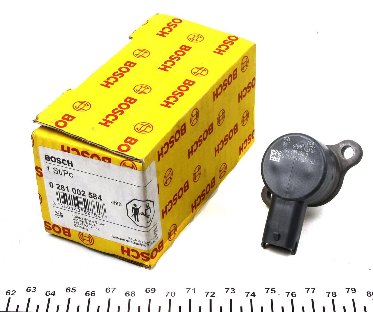 Датчик топливной рейки Fiat Doblo 1.3JTD 2003-, BOSCH -0 281 002 584-Германия