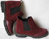 Женские ботинки в стиле Timberland 2018! челси оксфорд замша кожа Тимберланд