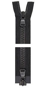 Молния YKK VISLON® Standard | 100 см | Тип 8 | 2 бегунка