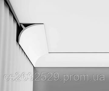 C991 Карнизы Карнизы для скрытого освещения, профиль для штор