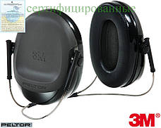 Протишумові навушники на каску Peltor™ OPTIME™ 3M-OPTIME1-WELD
