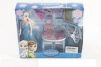 Кукла Frozen с мебелью