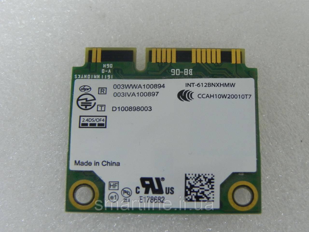 Адаптер wifi intel 612bnxhmw, pd9612bnxh