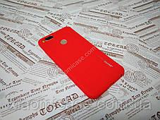 Резиновый Soft-touch чехол Smitt  для моделей Xiaomi, фото 2