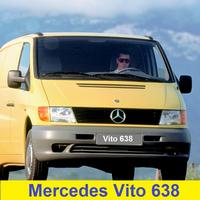 Автозапчасти Mercedes Vito 638 (1996-2003)