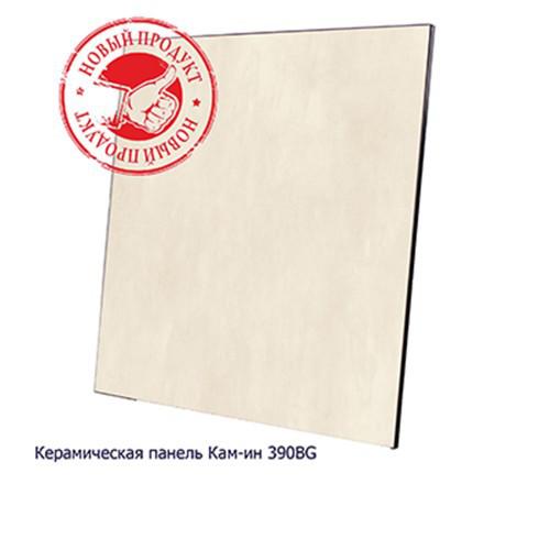 Керамический обогреватель Камин бежевый 390 Вт, фото 1