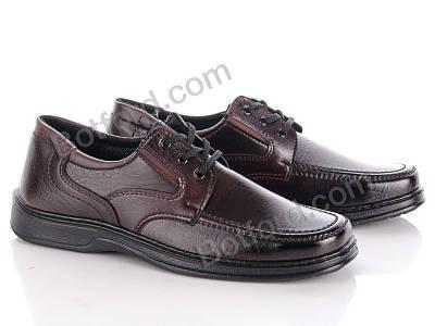 Туфли Lvovbaza Роксол Т2 кор коричневый