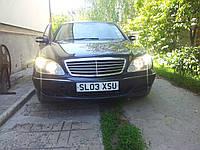 Разборка MERCEDES-BENZ W220 s-class автошрот