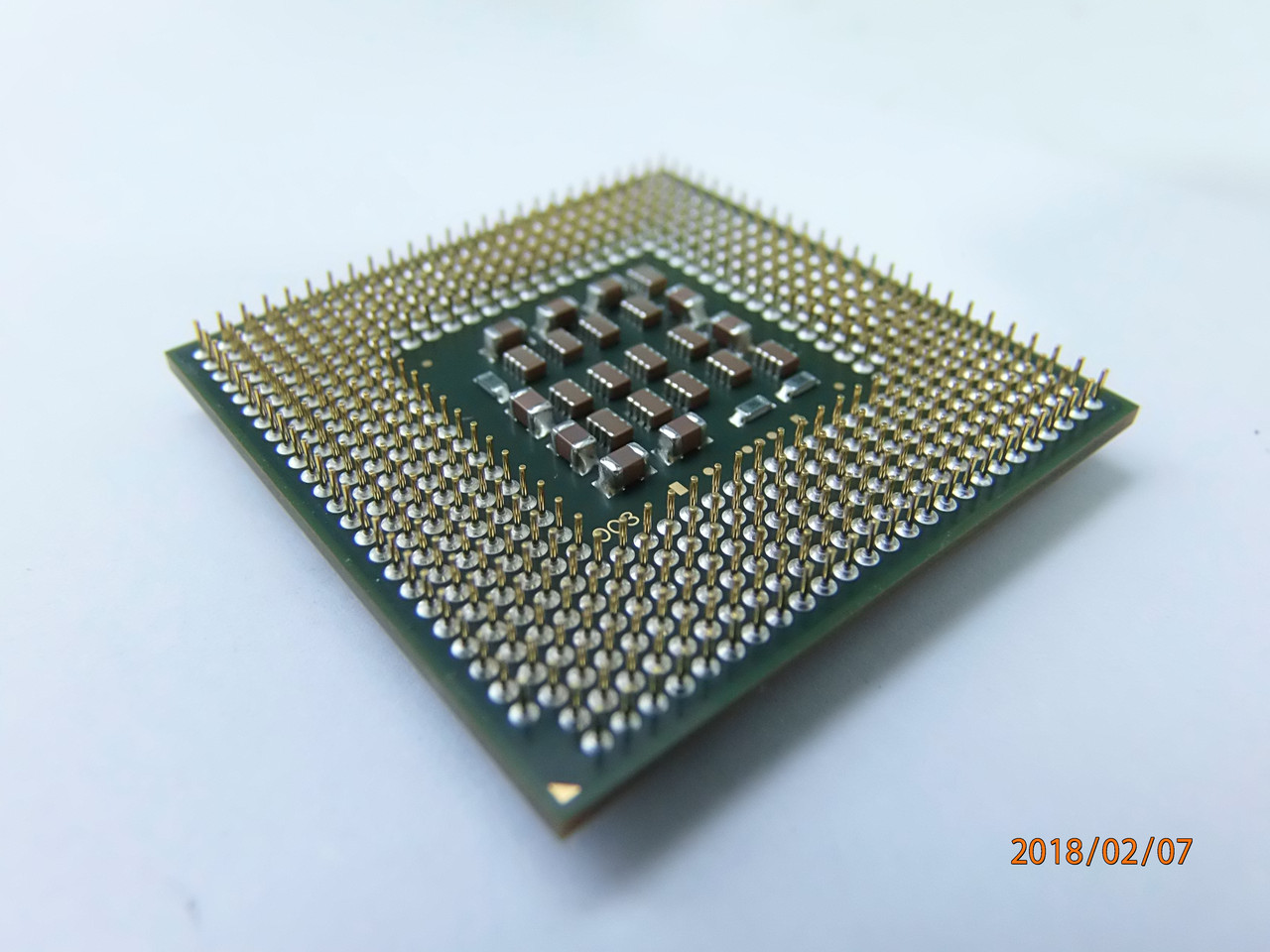 Процессор Intel Celeron D 2,53Ghz/256/533/1.250V-1.400V SL7ND