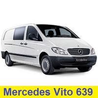 Автозапчасти Mercedes Vito 639 (с 2003-)