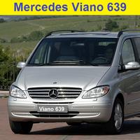 Автозапчасти Mercedes Viano 639 (с 2003-)