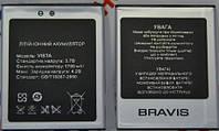 Аккумулятор оригинал Bravis Vista 3.7V 1700 mAh
