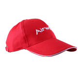 Кепка Airwheel красная (01.08.M-00-L19-01R)