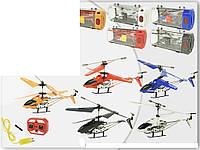 Вертолет на радиоуправлении с гироскопом