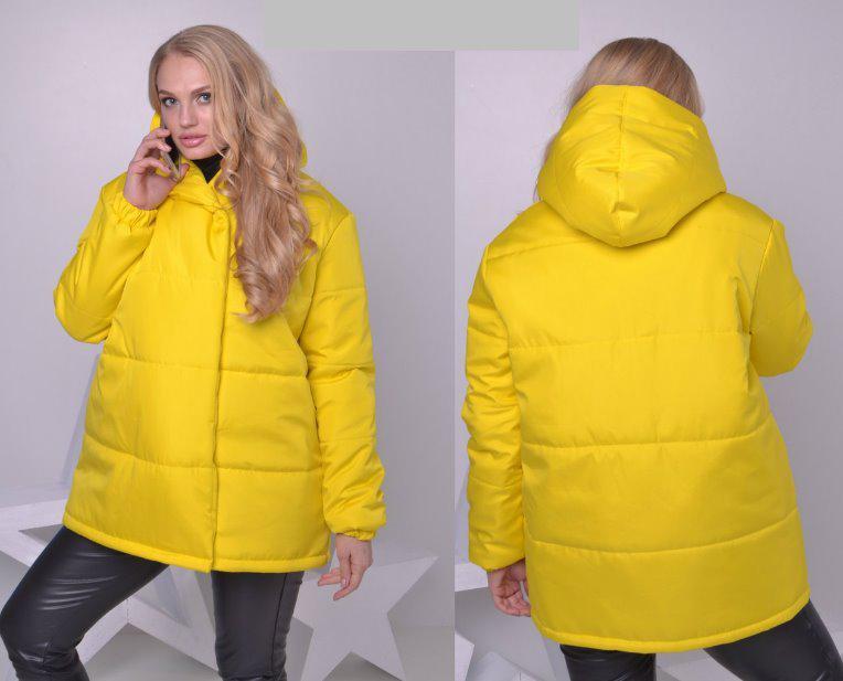 2a3d4e51b22 Куртка женская демисезонная