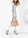 Сумка Michael Kors Mercer Large Leather Tote 30F6GM9T3L, фото 3