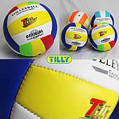 Мяч волейбольный PVC 280г 4 цв. (BT-VB-0029)