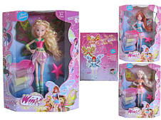 Кукла Winx с красками (828)