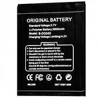 Аккумулятор для Doogee G550 (B-DG550) 3.7V 2600 mAh