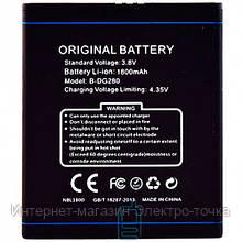 Аккумулятор для Doogee G280 (B-DG280) 3.8V 1800 mAh