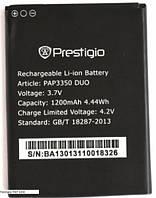 Аккумулятор для Prestigio PAP 3350 1200 mAh