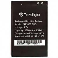 Аккумулятор для Prestigio PAP 3400 1500 mAh