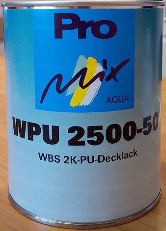 Маркерная краска MIPA WPU 2500-50 (комплект на 6-8 м.кв.), фото 2